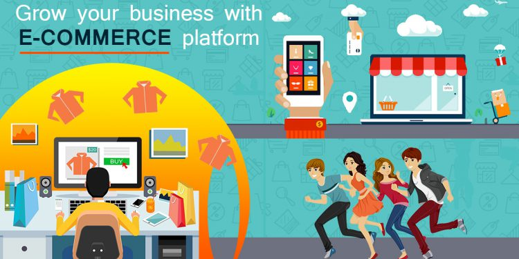 grow your business with ecommerce platform
