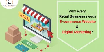Retail business needs E-commerce website