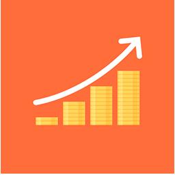 Growth Icon Limra Technosys